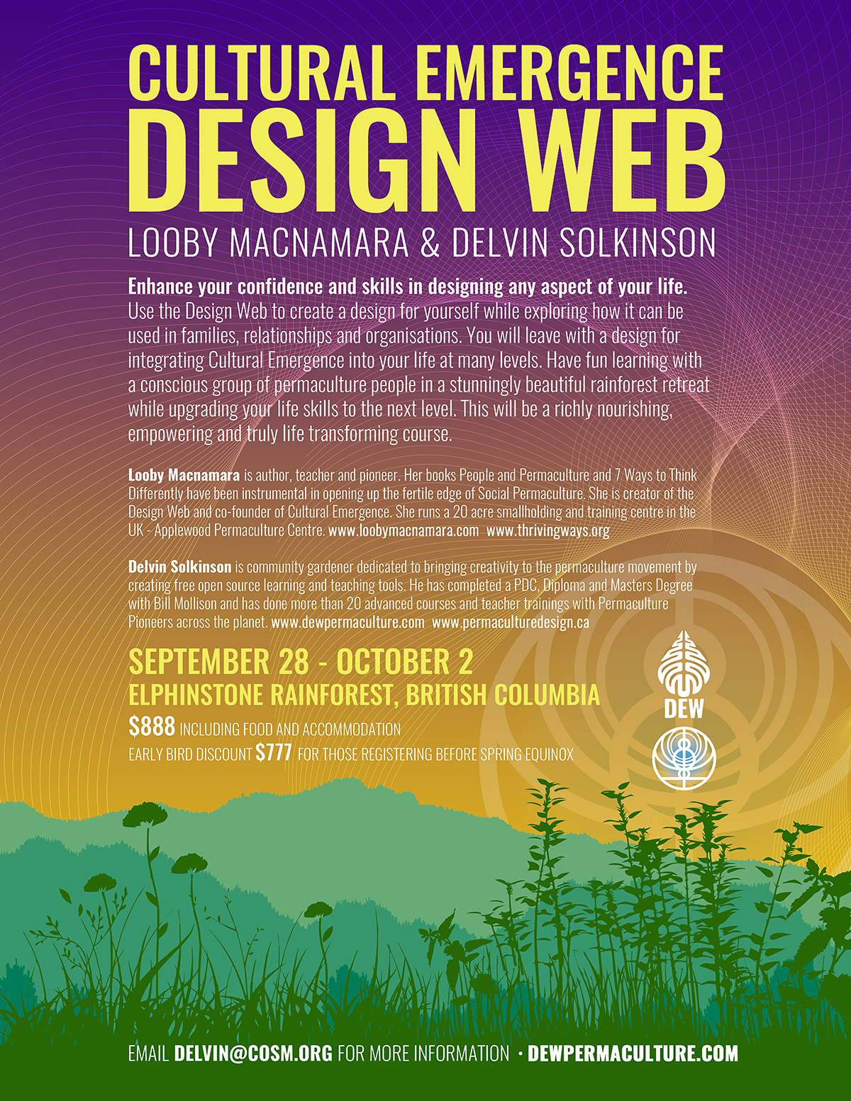 Cultural Emergence and Design Web Course