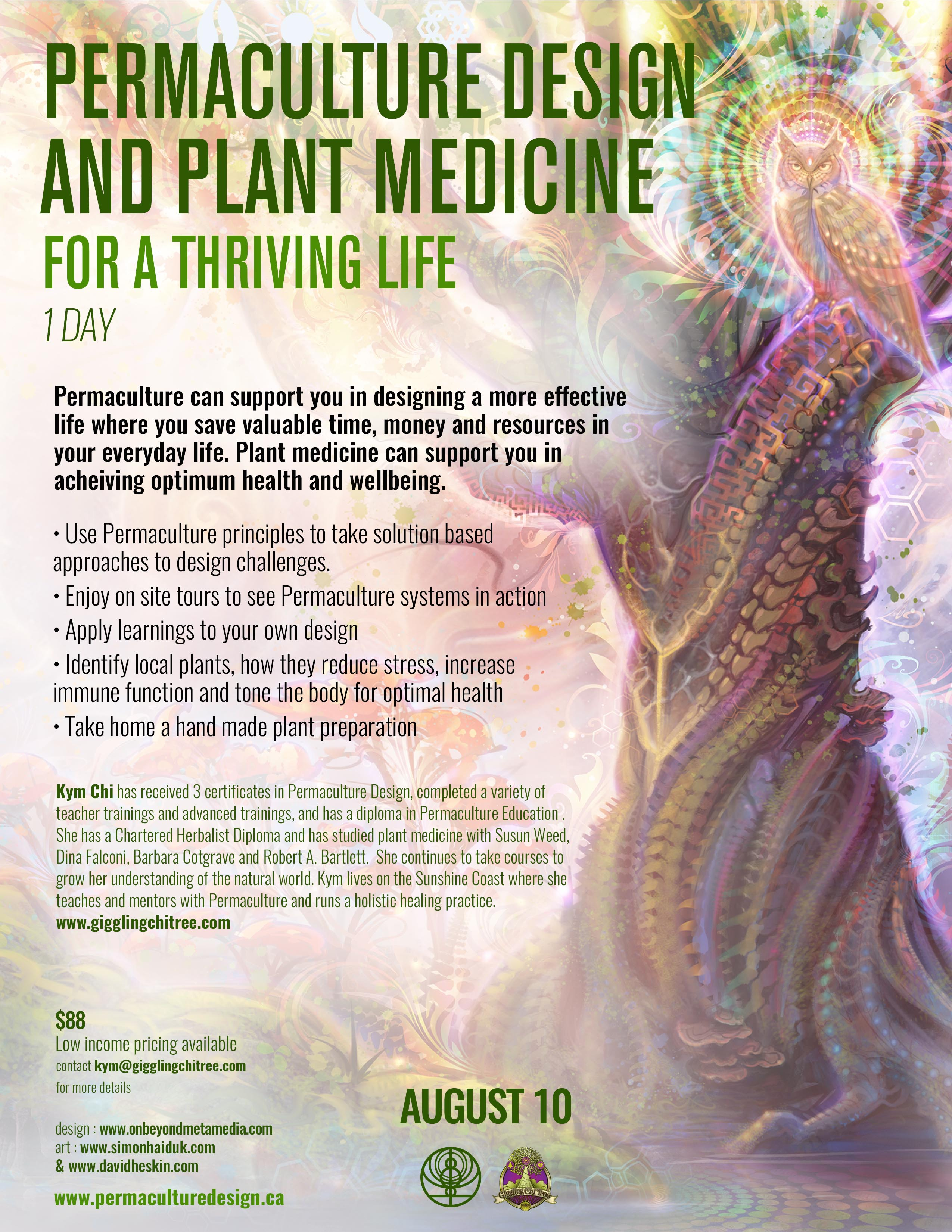 Permaculture Plant Medicine For A Thriving Life