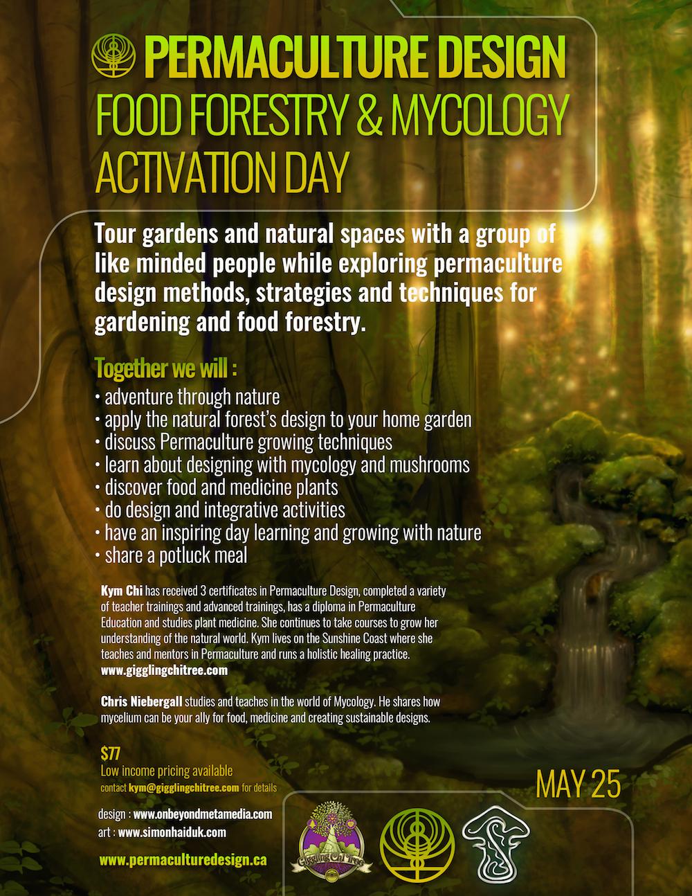 Permaculture Design for Regenerative Gardening – Food